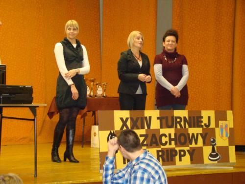 Galeria XXIV Turniej Szachowy