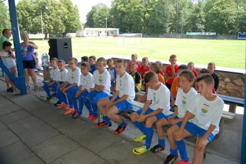 Galeria XVIII liga młodzików