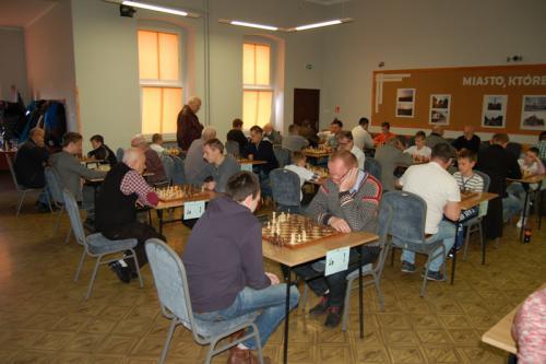 Galeria Turniej szachowy 2017
