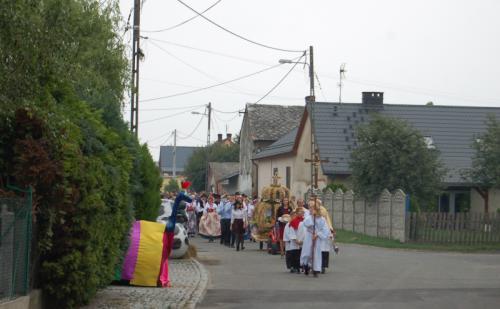Galeria Święto plonów Sucha Psina 2018