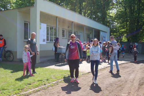 Galeria XXXI Bieg Baborowa