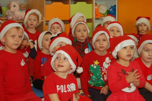 Galeria Mikołajki w przedszkolach 06.12.2019 r.