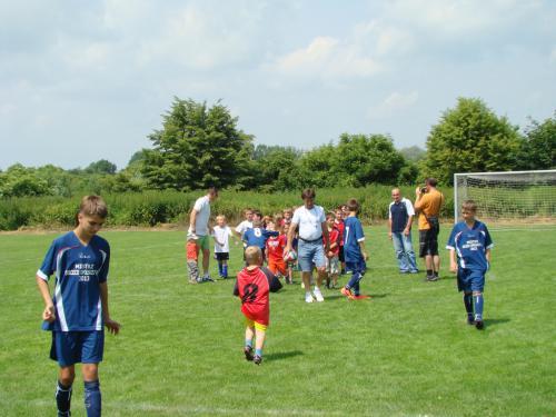 Galeria Gminny Turniej Piłki Nożnej