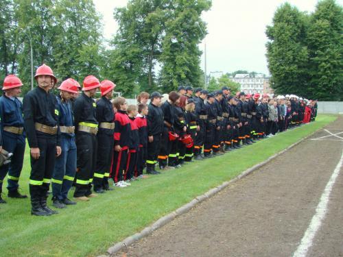 Galeria Zawody strażackie 2013